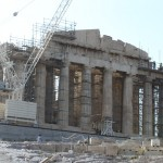 the Parthenon, Athens - 2012