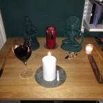 Tending the Altar