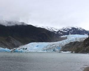 Mendenhall Glacier, Juneau - 2012