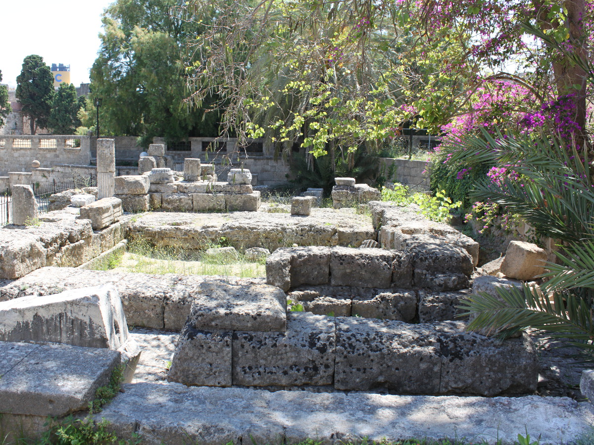 An experiment with the different world religions a clear and empty - Temple Of Aphrodite Rhodes