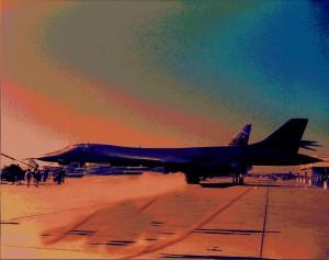 1985 Edwards AFB B1