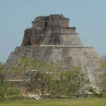 The Pyramids of Uxmal