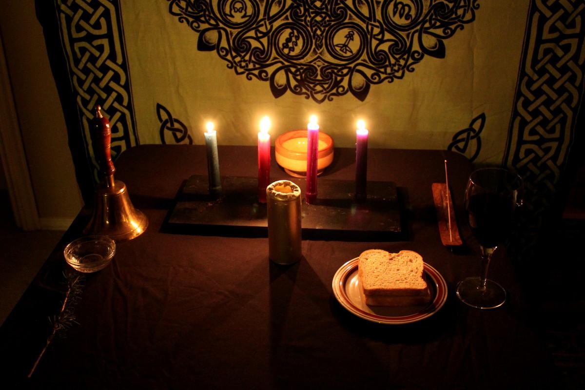 Winter Solstice A Solitary Ritual