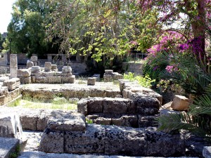 Temple of Aphrodite - Rhodes