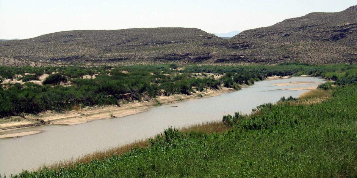 Rio Grande - May 2010