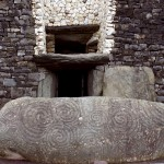 Solstice Morning at Newgrange