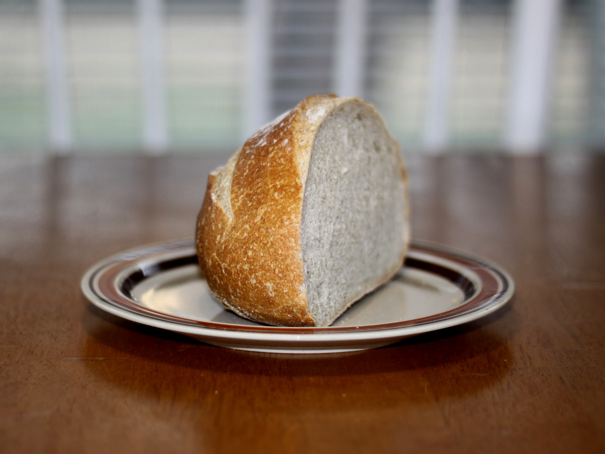 """essay on half loaf is better than none According to orwell in an essay he wrote entitled 'what is fascism' the term by 1944  none of us has to stretch their  """"half a loaf is better than no."""
