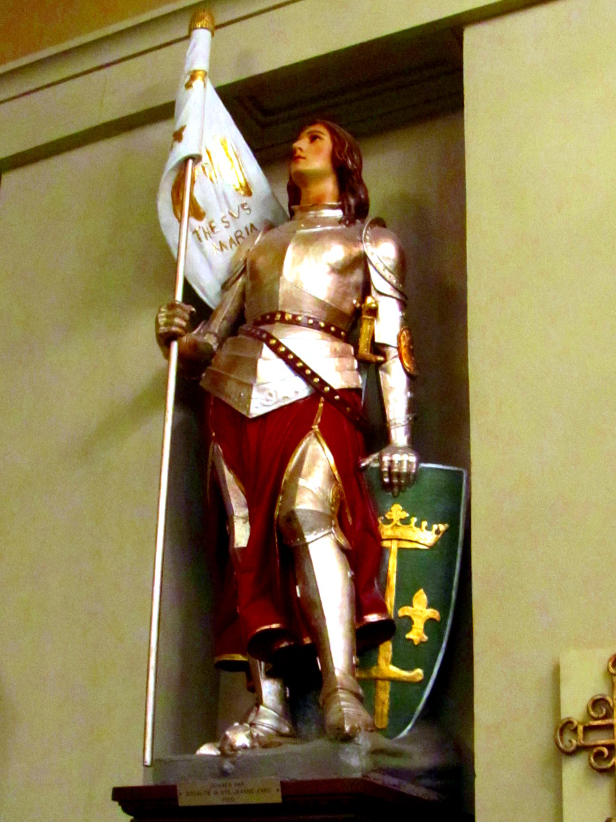 an introduction to the life of joan of arc In the eleven-page introduction (which precedes only 173 pages of alleged biography), gordon tells us that joan may be the one person before 1800, with the exception of jesus christ, that.