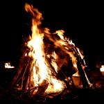 Samhain – Burning the Old Year