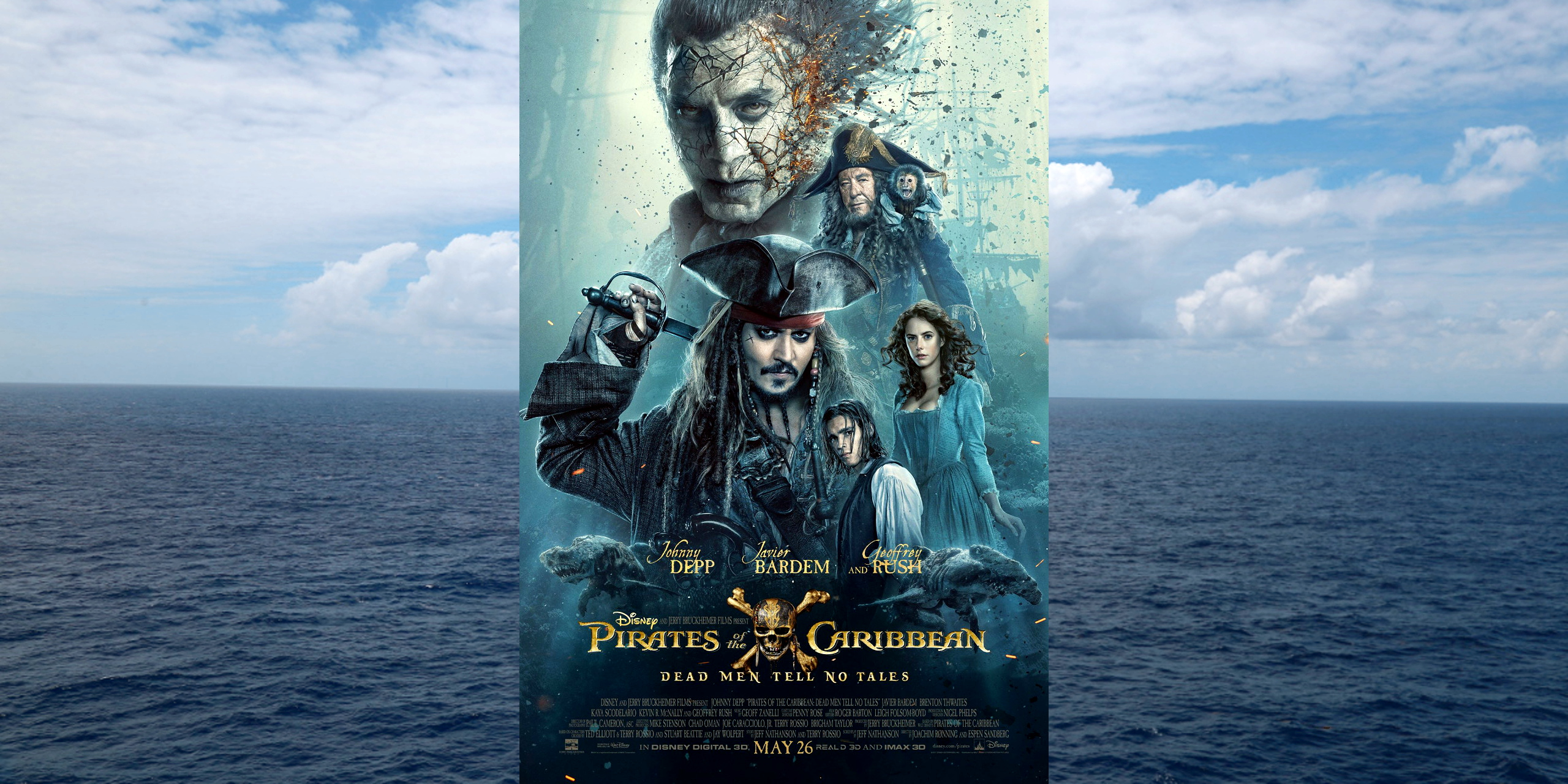 Pirates of the Caribbean 5 E