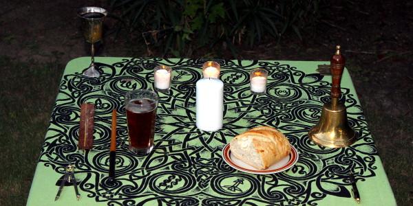 Lughnasadh - A Solitary Ritual