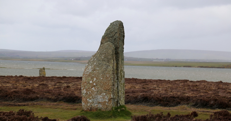 the Ring of Brodgar - Orkney - Scotland