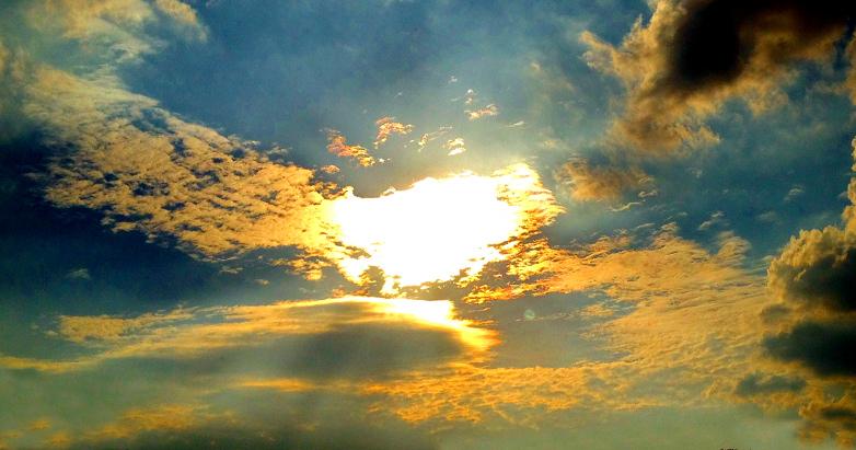 near sunset 07.25.13
