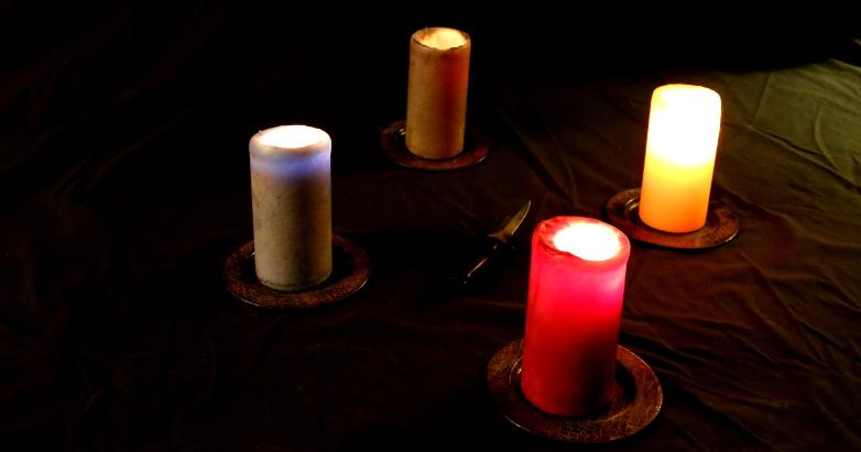 quarter candles 10.06.17