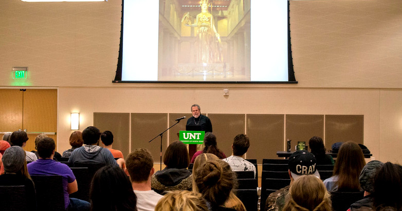 Photo by UNT Division of Student Affairs. Used with permission.