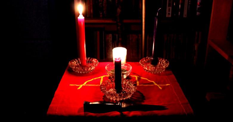 working altar