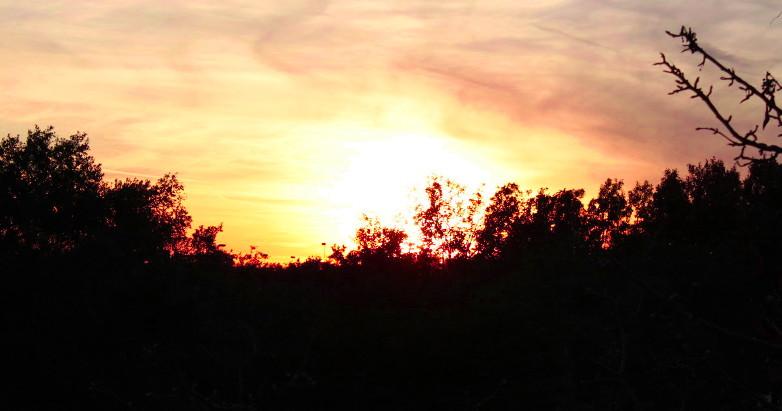 Winter Solstice Sunset 2013 02