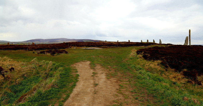 09 166 Ring of Brodgar
