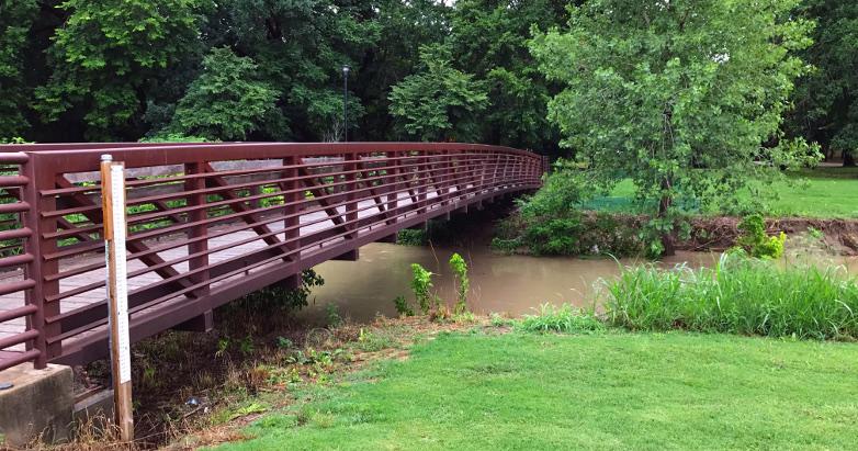 McKinney footbridge 06.03.17