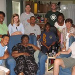 One of the hundreds of small groups SFC has convened over the past decade.