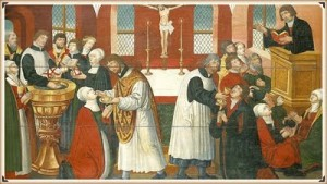 The Introit, Kyrie, and Gloria (A Walk Through the Liturgy)