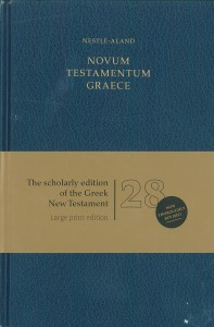 """The Critical Text: Very Word of God? Fallible """"Witness"""" of Man? Both!?"""