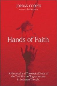 Today's Podcast on my New Book: Hands of Faith