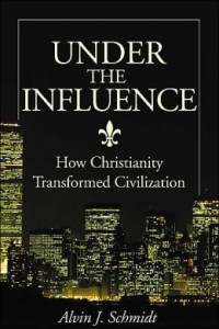 "Now in a revised edition called ""How Christianity Changed the World""."