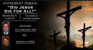 A Debate on the Extent of the Atonement