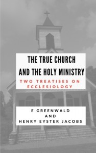 A New Book on Church and Ministry
