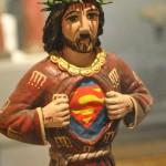 Jesus. Superhero
