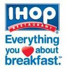 IHOP: Encouragement on a plate