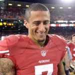 Colin Kaepernick: Mother & Child Reunion