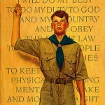 What's a Gay Boy Scout to do?