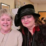 Author Leila Meacham and Pulpwood Queen Kathy Patrick