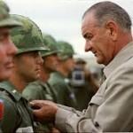 President Johnson's Moron Corps