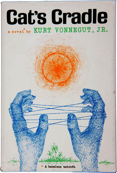 cats cradle by kurt vonnegut jr essay Kurt vonnegut's slaughterhouse five  vonnegut, k jr vonnegut,  night mother by kurt vonnegut kurt vonnegut's cats cradle analysis.