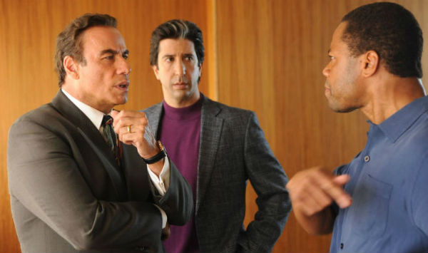 The people v o j simpson at the finale of american crime story