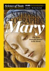 GEOGRAPHIC MAGAZINE MARY