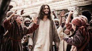 Palm Sunday: 'Son of God,' 'Finding Jesus,' '40 Days' and Hobbits