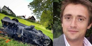 Ex-'Top Gear' Host Richard Hammond Cheats Death in Fiery 'Grand Tour' Crash