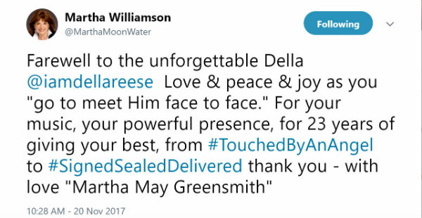 Martha-Williamson-Della-Reese