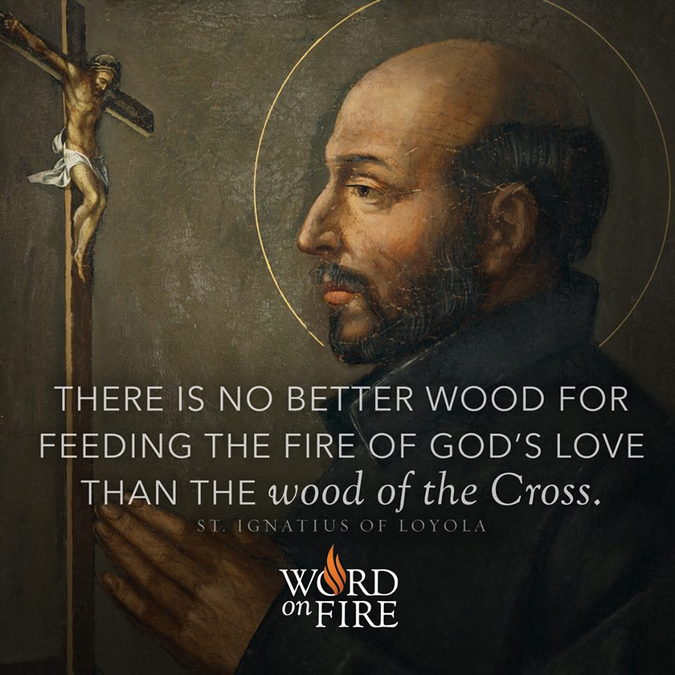 10 St. Ignatius Loyola Things that Caught My Eye Today (July 31)