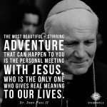 16 Saint John Paul II Things that Caught My Eye Today (Oct. 22, 2015)