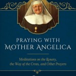 Mother Angelica Points to the Eucharist