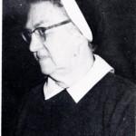 Sister M. Bonaventure