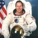 Astronaut Tom Jones