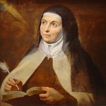"St. Teresa of Avila's ""Prayer for a Busy Life"""