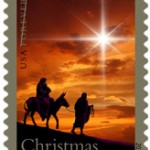 Something Different:  2012 Christmas Stamp Depicts Flight Into Egypt