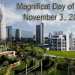 Magnificat Day of Faith
